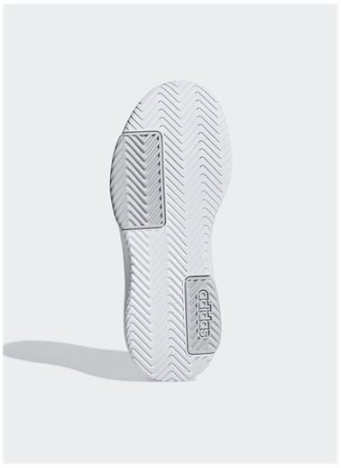 adidas Adidas F36262 Courtsmash Kadın Koşu Ayakkabısı Beyaz